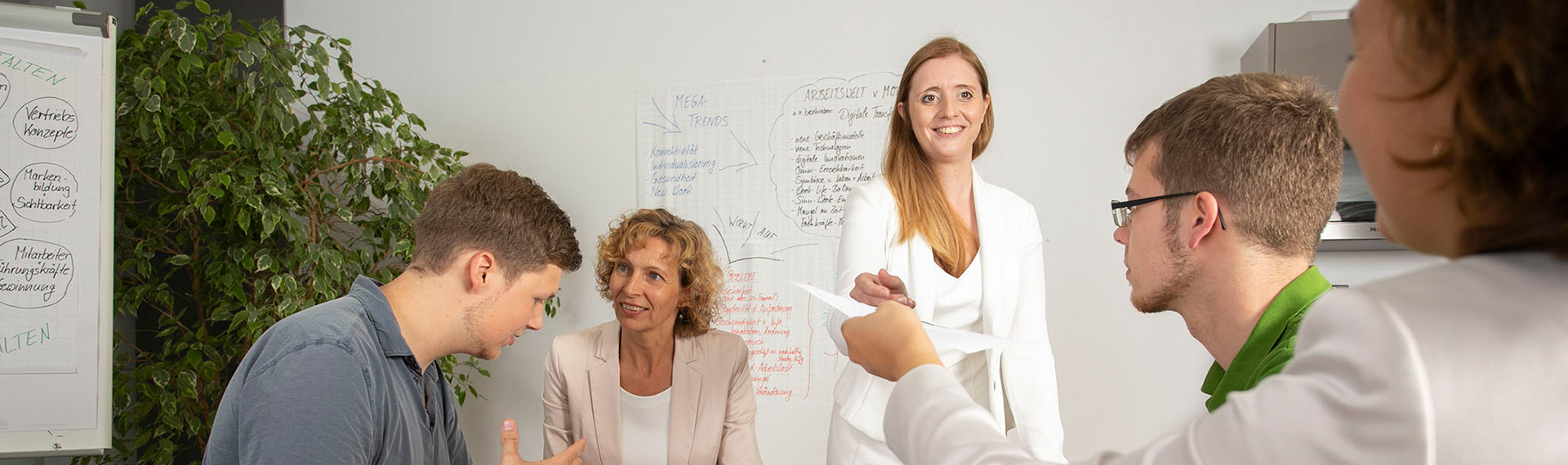 Mitarbeiterführung in der digitalen Transformation -Sind Sie gerüstet für die Führungsaufgaben der Zukunft?