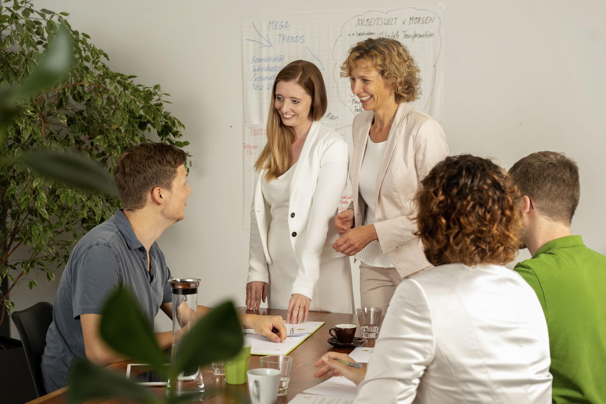 Das Morgen erfolgreich managen – Neue Anforderungen an Mitarbeiter und Führungskräfte
